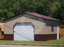18x21x9 Vertical Garage