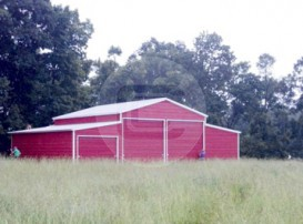 22x26 x12 Carolina Barn