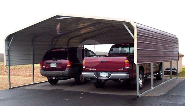 20x21x7 Regular Carport