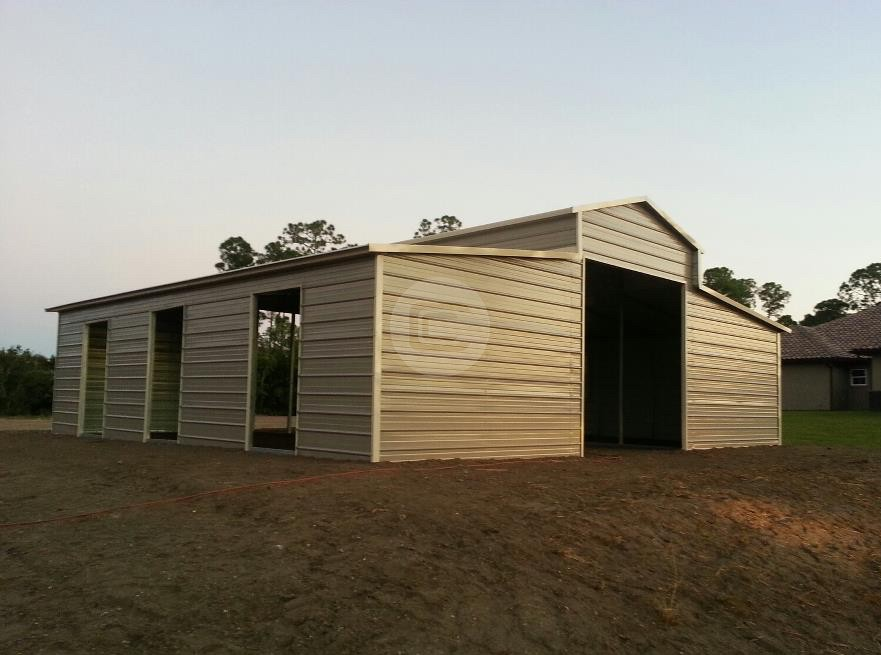 Carolina carports and barn buildings at affordable prices for Affordable barns and garages
