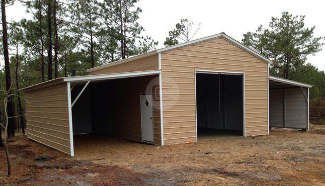 42x21 Carolina Barn