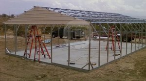 Carport - Concrete Slab