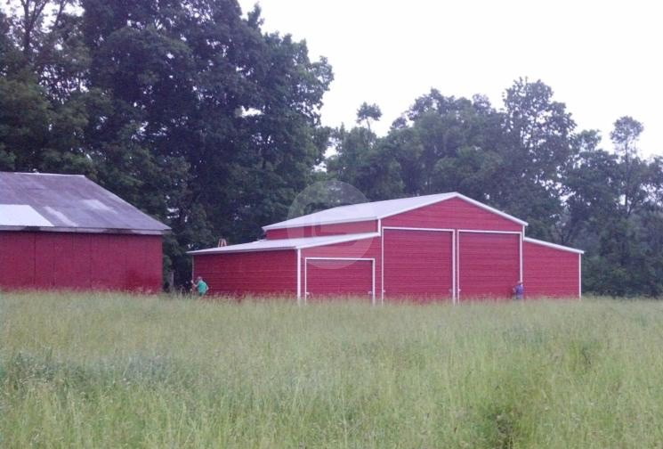 Metal Barns Vs Wooden Barns Which Is The Best Option For