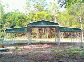 Regular Horse Barn