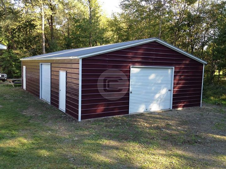 Prefab custom metal workshops buildings and structures Custom build a house online