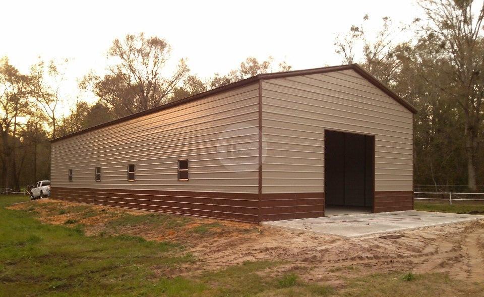 Prefab Custom Metal Workshops Buildings And Structures
