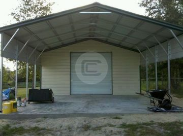 Metal storage sheds outdoor storage buildings steel for Aluminum sheds for sale