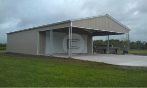 custom steel building