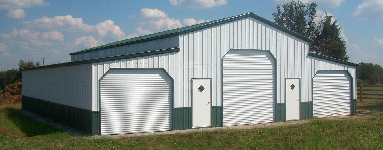 custom metal building