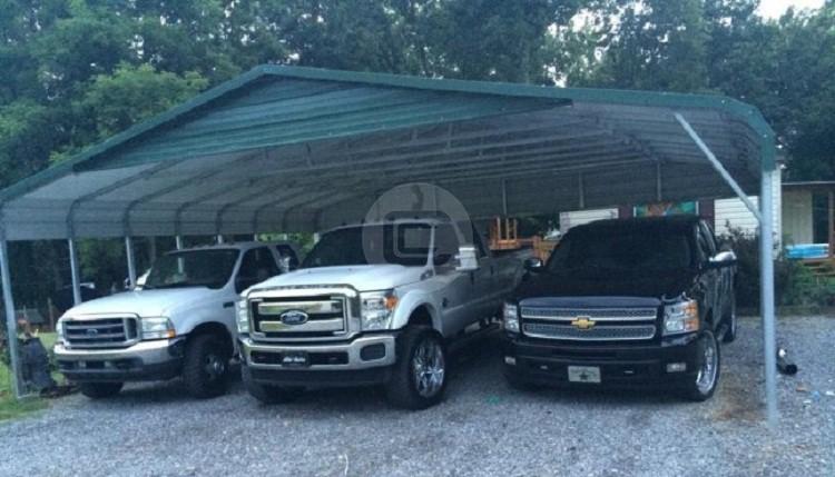 metal buildings prices carports garages and barns. Black Bedroom Furniture Sets. Home Design Ideas