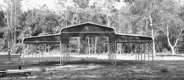 All-open-Barn