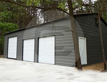 steel garage kits michigan