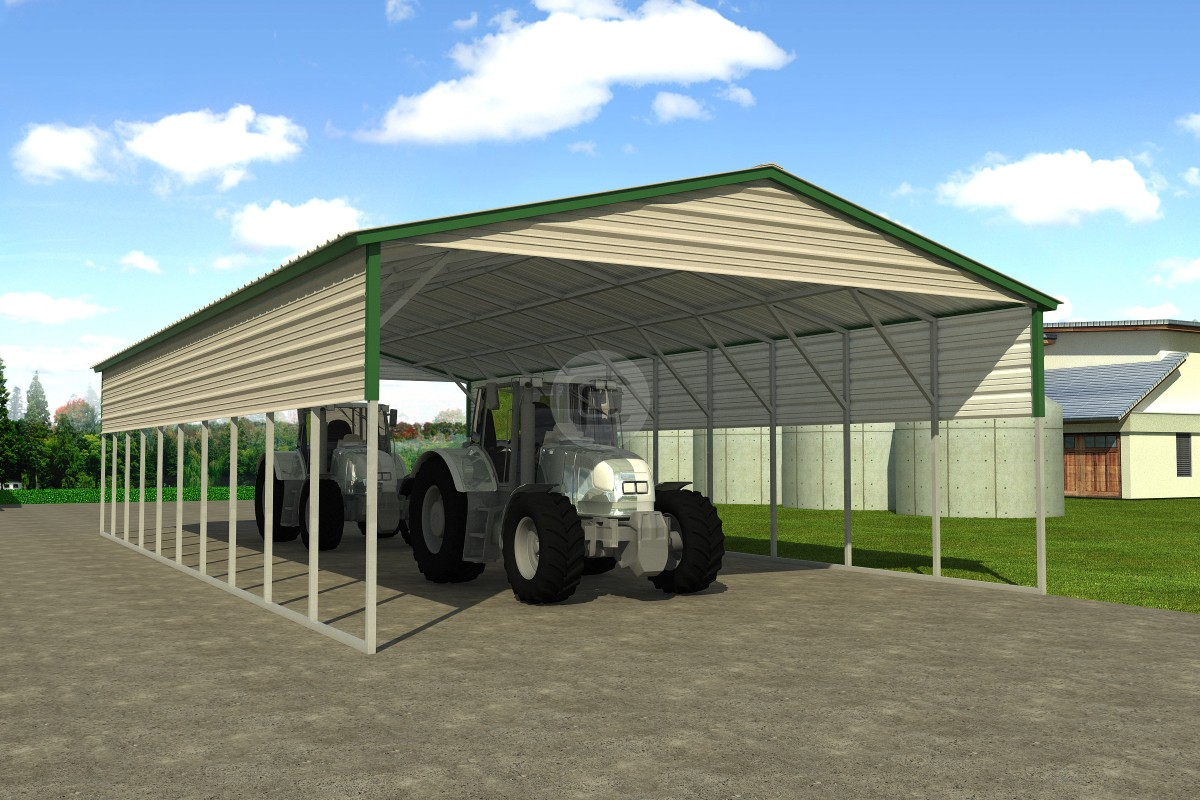 Steel Agricultural Buildings