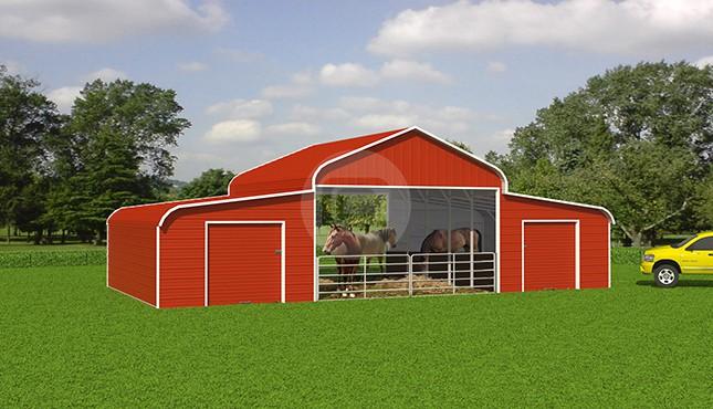 barn buildings